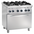 Cuisinière 4 feux MFG740