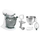 Robot KitchenAid MASTER-PAQUET K45 Universal 5KSM45EWHMP blanc