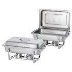 """Twin Pack"" - 2 x Chafing dishes GN 1/1"