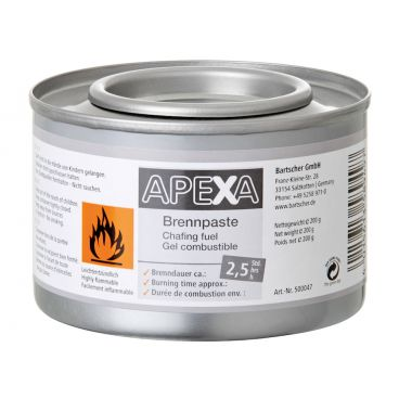 48 gel combustible 200g boite
